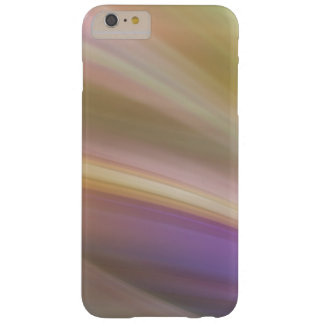 Pastel Colors Abstract Barely There iPhone 6 Plus Case