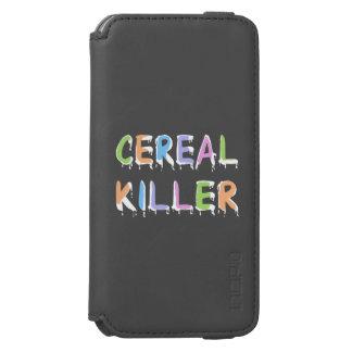 Pastel Colors Cereal Killer Pun Incipio Watson™ iPhone 6 Wallet Case