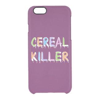 Pastel Colors Cereal Killer Pun iPhone 6 Plus Case