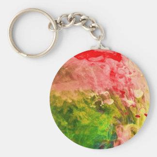Pastel Colors Keychain