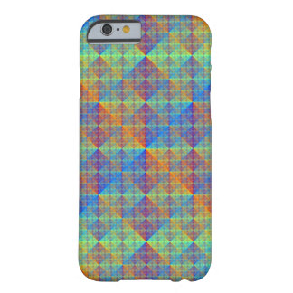 Pastel Colors Pattern Barely There iPhone 6 Case