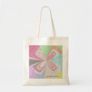 Pastel Colors Tote Bag