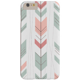 Pastel Colors Tribal Arrows Pattern Barely There iPhone 6 Plus Case