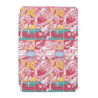 Pastel Comic Art iPad Mini Cover