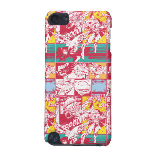 Pastel Comic Art iPod Touch 5G Cover