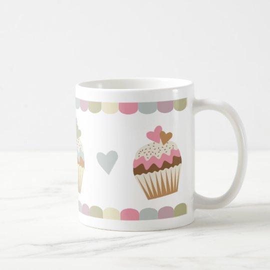 Pastel Cupcakes Coffee Mug
