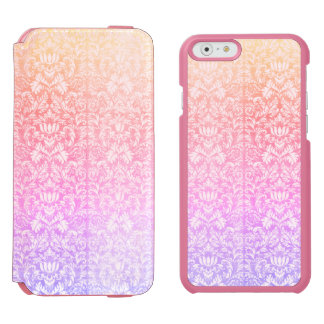 Pastel Damask Sweet Lolita Candy Kawaii Incipio Watson™ iPhone 6 Wallet Case