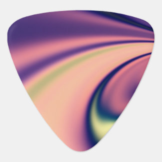 Pastel Days Guitar Pick