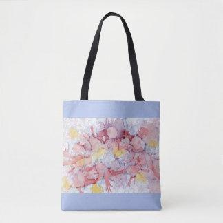 """""""Pastel Dream"""" - Alcohol Ink Art Print Tote Bag"""