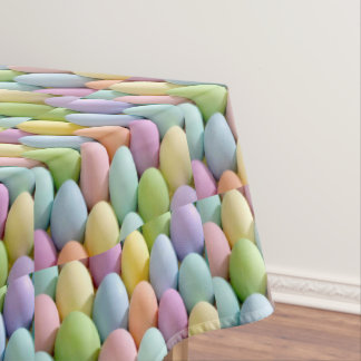 PASTEL EASTER EGGS FOR HOLIDAY BRUNCH TABLECLOTH