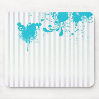 Pastel elegance mousepad