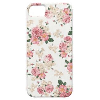 Pastel Floral iPhone 5 5S Case