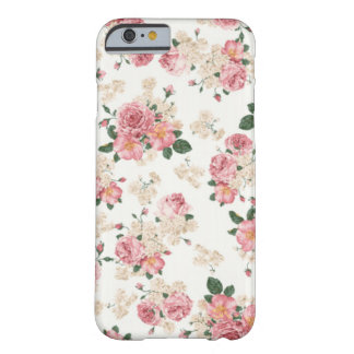 Pastel Floral iPhone 6 case Barely There iPhone 6 Case