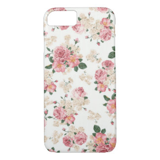 Pastel Floral iPhone 7 case