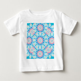 Pastel Floral Kaleidoscope Tees