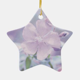 Pastel Flower Ornaments