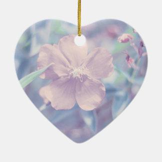 Pastel Flower Ornament
