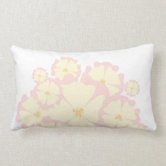 Pastel Flower Prydnadskuddar