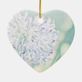 Pastel Flowers Ornament