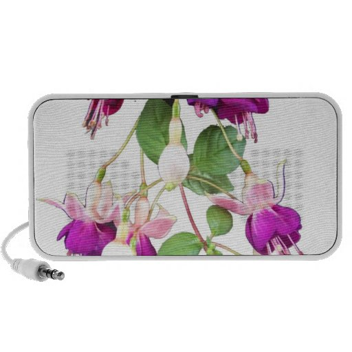 Pastel Fuchsia iPhone Speakers