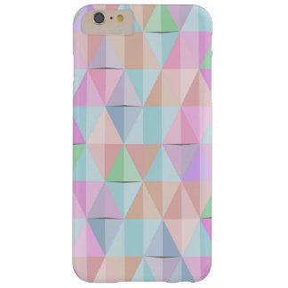 Pastel Geometrixx Barely There iPhone 6 Plus Case