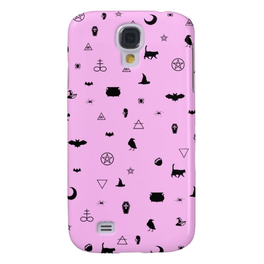 Pastel Goth Witch Items Galaxy S4 Case