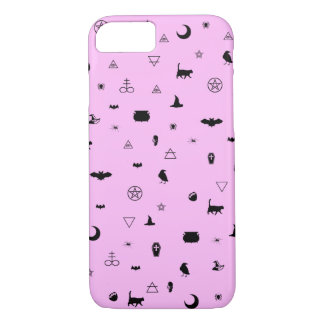 Pastel Goth Witch Items iPhone 8/7 Case