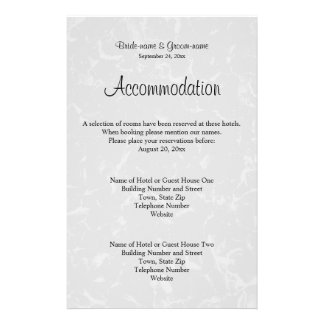 Pastel Gray Subtle Abstract Background Wedding Flyer