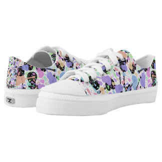 Pastel Guitar Low Tops