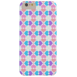 Pastel Hearts Barely There iPhone 6 Plus Case