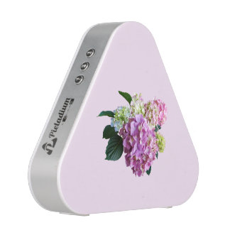 Pastel Hydrangea Bluetooth Speaker