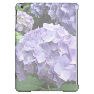 Pastel Hydrangeas at Trebah Gardens iPad Air Case