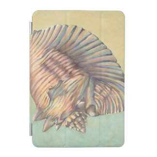 Pastel Large Conch Shell iPad Mini Cover