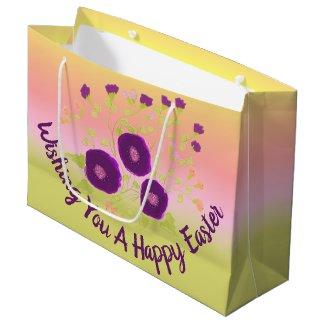 Pastel Large Easter Gift Bag