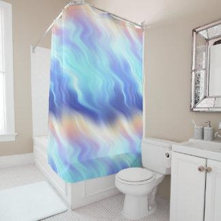 Pastel Lights Shower Curtain