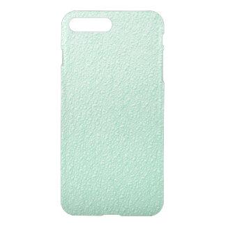 Pastel Mint Green Trendy Colors iPhone 7 Plus Case