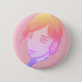 Pastel Mood 6 Cm Round Badge