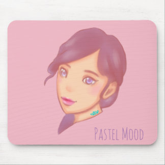 Pastel Mood Mouse Mat