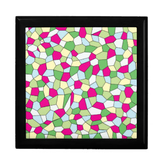 Pastel Mosaic Gift Box