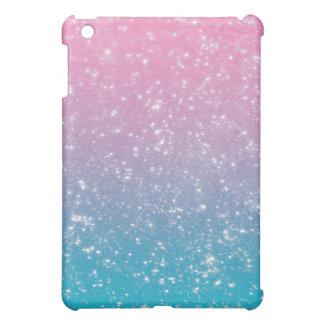 Pastel Ombre Glitter Cover For The iPad Mini