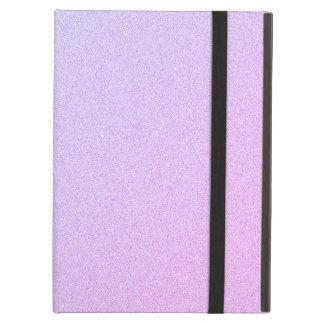 Pastel Ombre Glitter iPad Air Case