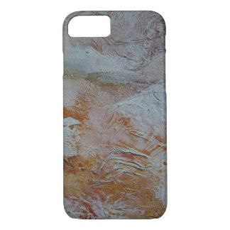 pastel orange iPhone 8/7 case