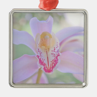 Pastel Orchid Christmas Tree Ornament