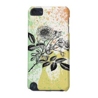 Pastel paint spler roses  iPod touch 5G covers