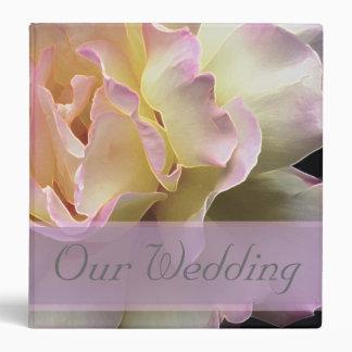Pastel Palette Wedding Binder