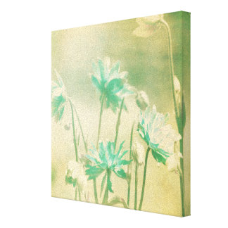 Pastel Paths VII Canvas Print