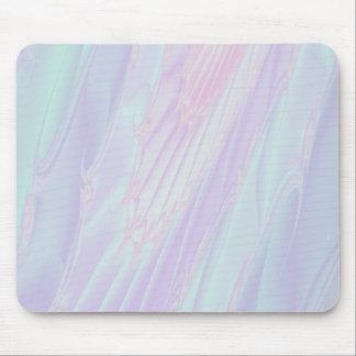 Pastel Pattern Fractal - Sea Shell Style. Mouse Mat