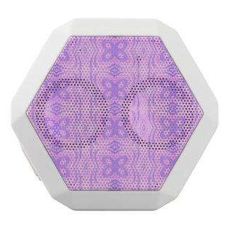 Pastel pattern Mandy,pink (I) White Boombot Rex Bluetooth Speaker