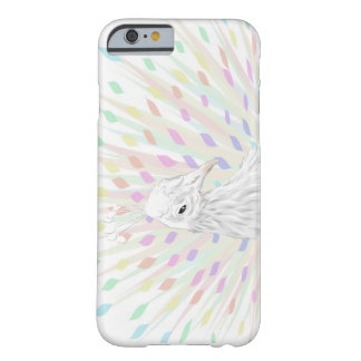 Pastel Peacock iPhone cover