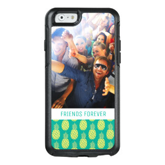 Pastel Pineapples | Add Your Photo & Text OtterBox iPhone 6/6s Case